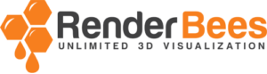 RenderBees Unlimited 3D visualization